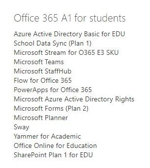 Microsoft Office 365 Üniversite Öğrencilerine Bedava 1